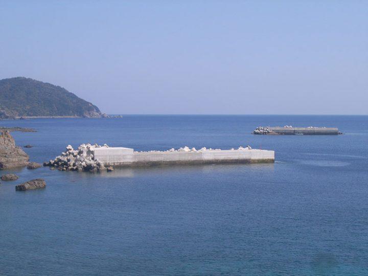 藺牟田漁港水産生産基盤(一般)整備工事(1工区)