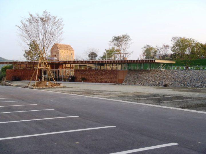 ここマルシェ新築工事