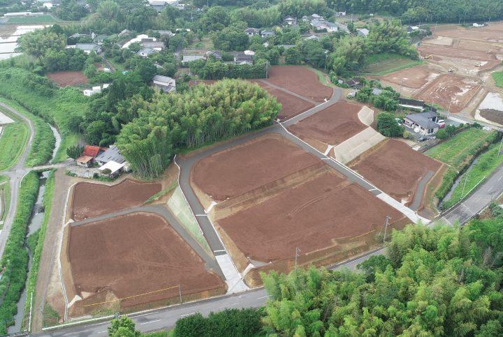 平成29年度 県営農地耕作条件改善事業 阿久根南部地区29-1工区