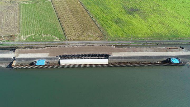 県営海岸保全施設整備(老朽化)事業 出水干拓地区29-1工区