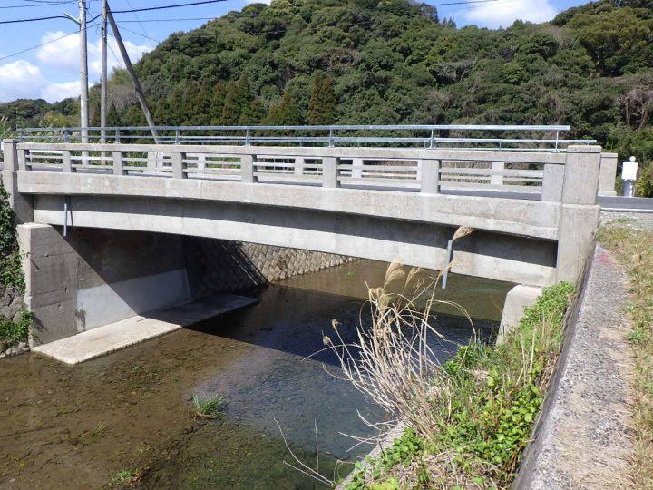 平成30年度防災・安全社会資本整備交付金事業 寺下橋修繕工事